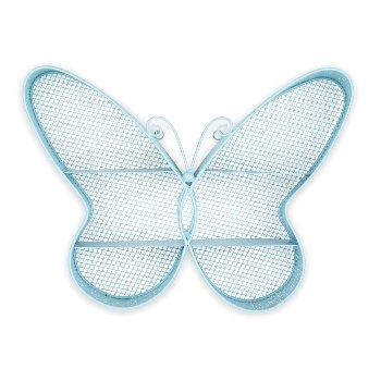 """Wanddekoregal """"Schmetterling"""""""