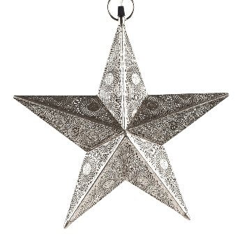 """Hanging lamp """"Star"""" size S"""