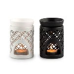 "Fragrance lamp ""Black & White"""