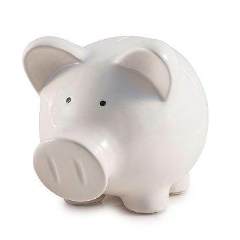 Piggy bank size L