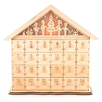 "Advent Calendar ""Merry Christmas"""
