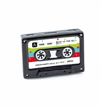 "Money Box ""Cassette"""