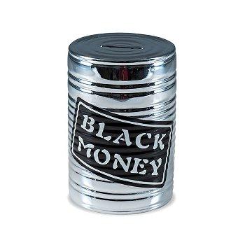 "Spardose ""Black Money"""