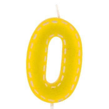 "Birthday candle ""no. 0"""