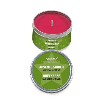 "Scented tin-candle Magical Advent ""maxi"""