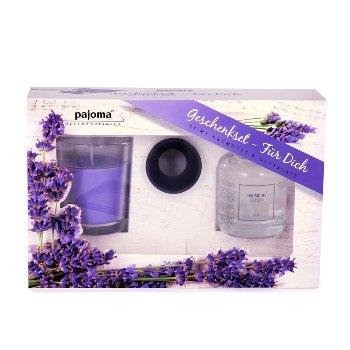 """Fragrance set """"Lavender"""", consisting of:"""