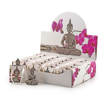 "Buddha ""Fortune"" single gift bag,"