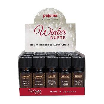 "Mini-Display ""Winter Fragrances"""