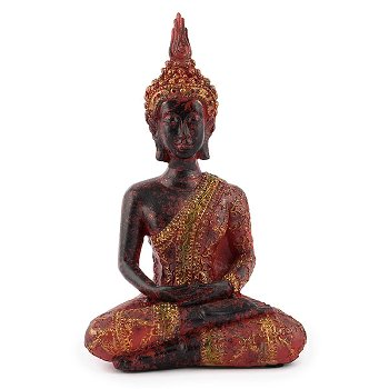 Buddha meditierend