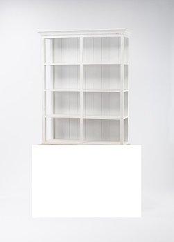 cupboard, white, top