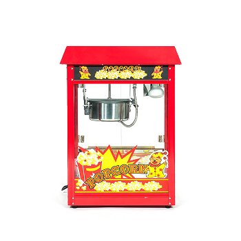 Popcorn machine without cart