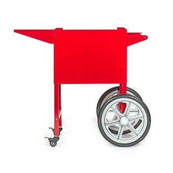 cart for Popcorn machine