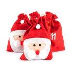 "Advent Calendar ""Nikolaus"", 24 bags,"