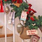 """Weihnachtsset in zwei Größen """"Christmas"""""""