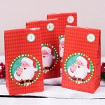 "Adventskalender-Tüten ""Santa Claus"""