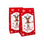 "Advent Calendar Bags ""Rudolph"", 24 bags,"