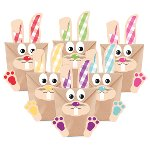 "Craft kit ""Happy Easter"", 6 bags,"