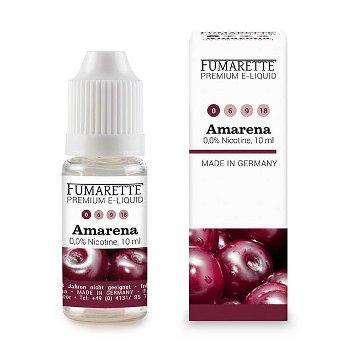 E-Liquids, Amarena 0 mg/ml