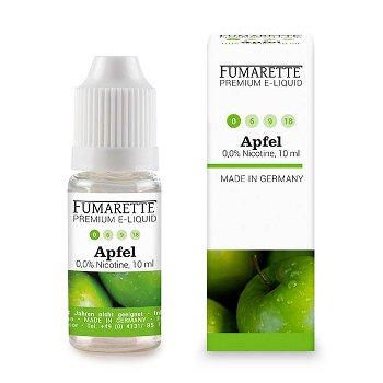 E-liquid, Apple 0mg/ml