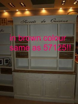cupboard, brown, top