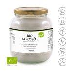Detoxfy Bio Kokosöl nativ, EU-Bio zert.,