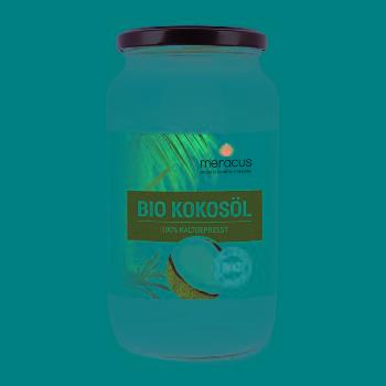 Meracus Bio Kokosöl nativ, EU-Bio zert.,