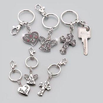 """Key ring """"Glamour"""""""