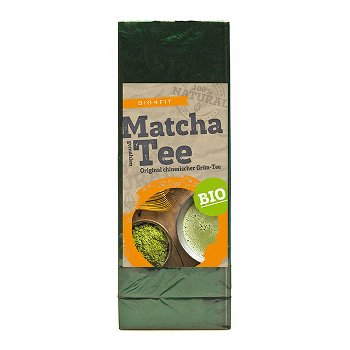Bio4Fit Matcha-Tee, EU-Bio zert.,