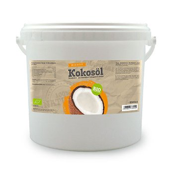 Bio4Fit Bio Kokosöl desodoriert,