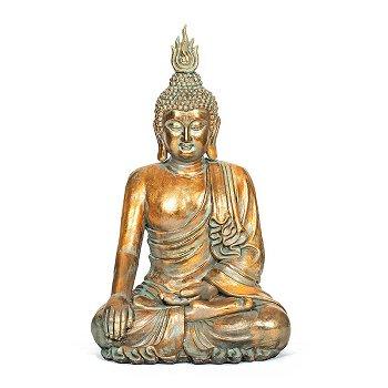 """XXL Buddha Statue """"Dakani"""""""