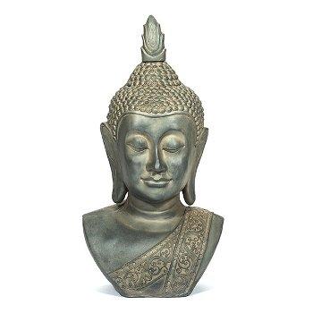 "XXL Buddha Büste ""Ganapi"""