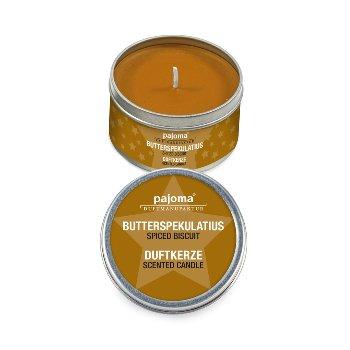 "Duftkerze in Dose ""Butterspekulatius"""