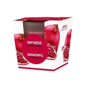 Duftk.Granatapfel/Glas Box
