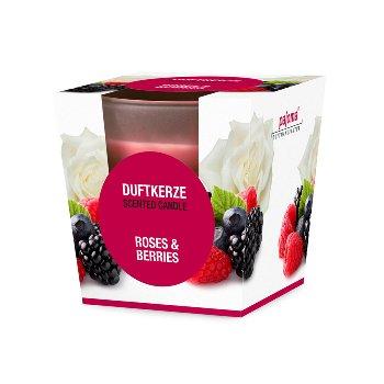 DK Roses & Berries im Glas/Box