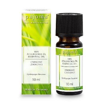 1er Lemongras, Ätherisches Öl, 10ml
