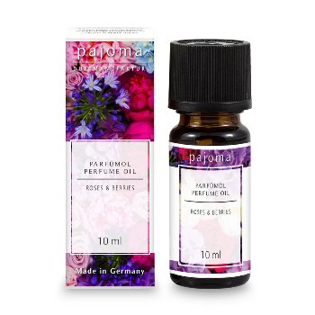 1er Roses & Berries, Perfume Oil, 10ml