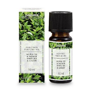 1er Weißer Tee & Ingwer, Parfümöl, 10ml