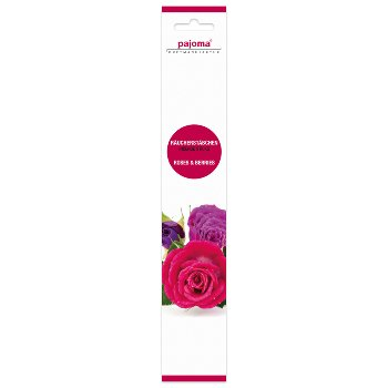 "Incense sticks ""Roses & Berries"""