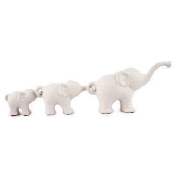 "Elefanten-Trio ""Family II"""