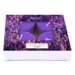 Maxi scented tealights Lavender Set / 4,