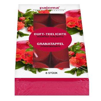 """Teelichte """"Granatapfel"""""""