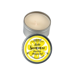 "Candle in tin ""Anti-mosquito"""