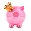 "Piggy bank ""Queeny"" size S"