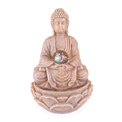 "Fountain Buddha ""Lotus"""