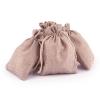 "Jute bags set ""Beige"", 24 pcs.,"