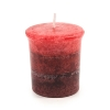 votive candle pomegranate