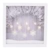 "LED wall decoration ""Winter Feeling"""