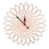"""Wall clock """"flower"""""""