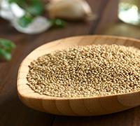 Bio Quinoa,  weiss